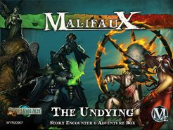 Malifaux: The Undying – Story Encounter & Adventure Box