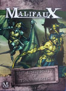 Malifaux: The University of Transmortis Story Encounter