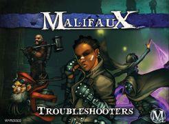 Malifaux: Troubleshooters – Ironsides Box Set