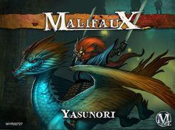 Malifaux: Yasunori