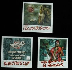 Mall of Horror: The Director's Cut promo cards