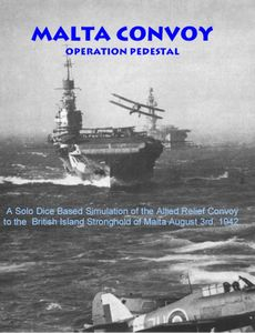 Malta Convoy: Operation Pedestal