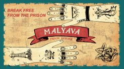 Malyava: Break free from the prison!