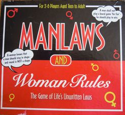 Man Laws and Woman Rules