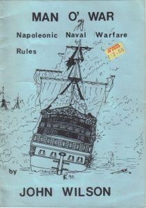 Man o' War: Napoleonic Naval Warfare Rules