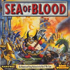 Man O' War: Sea of Blood