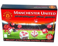 Manchester United Starplayer Dice Game