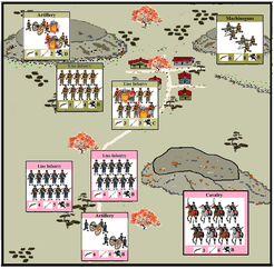 Manchuria Ablaze: A Solitiare Game of the Russo-Japanese War