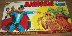Mandrake the Magician Game