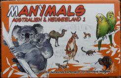 Manimals: Australien & Neuseeland 1