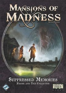 Mansions of Madness: Second Edition – Suppressed Memories: Figure and Tile Collection