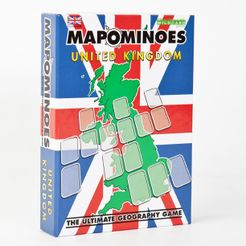 Mapominoes: United Kingdom
