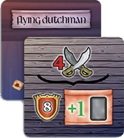 Maracaibo: Flying Dutchman Promo Tile