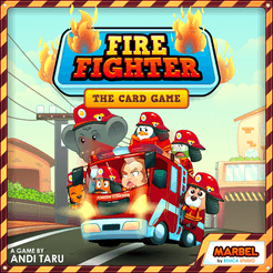Marbel Firefighter: The Card Game