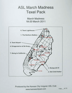 March Madness 2011 Texel Pack