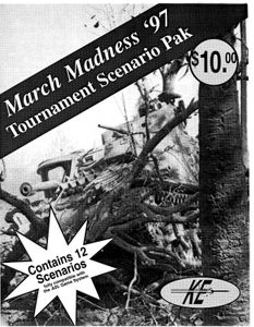March Madness '97: Tournament Scenario Pack
