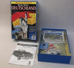 Marco Polo Reise-Spiel Deutschland