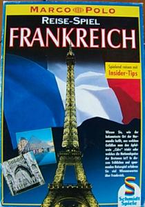 MARCO POLO REISE-SPIEL Frankreich