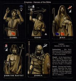 Mare Nostrum: Empires – Heroes of the Bible