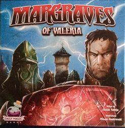 Margraves of Valeria: Kickstarter Edition
