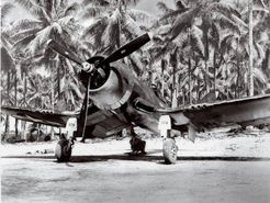 Marine Fighter Squadron: A Solitaire Game of Aerial Combat in the Solomons (1942-1945).