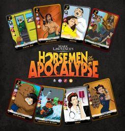 Mark Lawrence's Horsemen of the Apocalypse