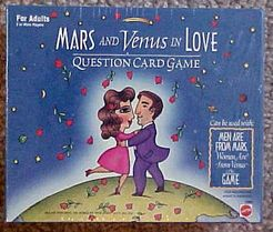 Mars and Venus in Love Question Card Game