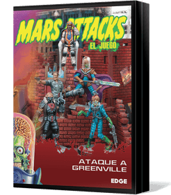 Mars Attacks: The Miniatures Game – Attack on Greenville