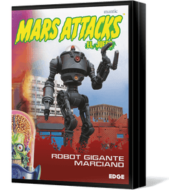 Mars Attacks: The Miniatures Game – Giant Martian Robot