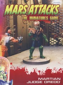 Mars Attacks: The Miniatures Game – Martian Dredd