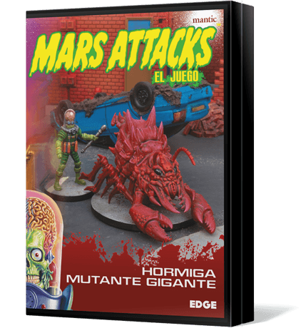 Mars Attacks: The Miniatures Game – Martian Giant Mutant Ant
