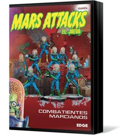 Mars Attacks: The Miniatures Game – Martian Grunts