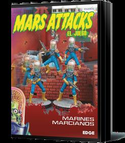 Mars Attacks: The Miniatures Game – Martian Marines