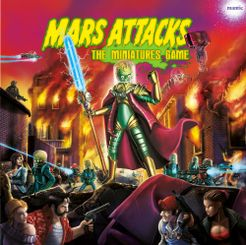 Mars Attacks: The Miniatures Game – Take Me To Your Leader