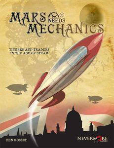Mars Needs Mechanics