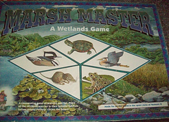 Marsh Master A Wetlands Game