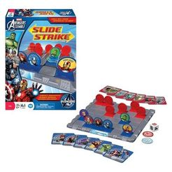 Marvel Avengers Assemble: Slide Strike Battle Game