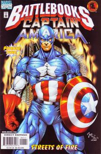 Marvel Battlebooks: Captain America