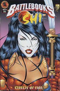 Marvel Battlebooks: Shi