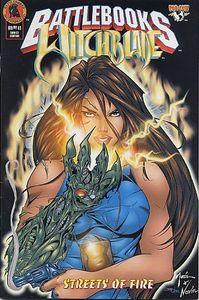 Marvel Battlebooks: Witchblade