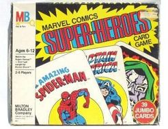 Marvel Comics Super-Heroes Card Game