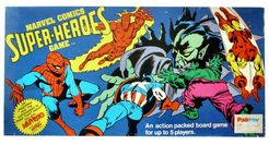 Marvel Comics Super-Heroes Game
