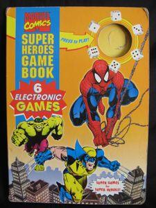 Marvel Comics Super Heroes Game Book