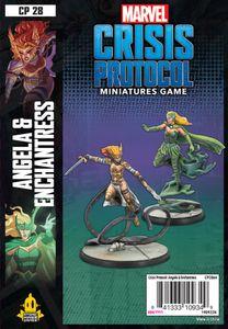 Marvel: Crisis Protocol – Angela & Enchantress