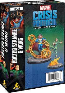 Marvel: Crisis Protocol – Doctor Strange & Wong
