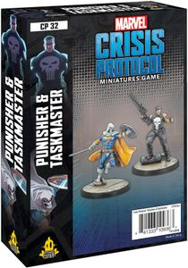 Marvel Crisis: Protocol – Punisher & Taskmaster