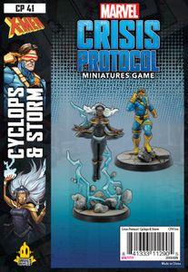 Marvel: Crisis Protocol – Storm & Cyclops