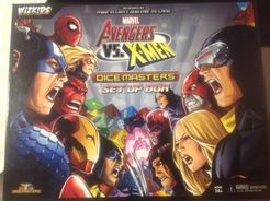 Marvel Dice Masters: Avengers vs. X-Men – Set Up Box