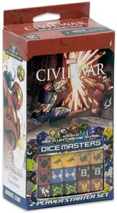 Marvel Dice Masters: Civil War