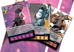 Marvel Dice Masters: Exiles Promo Cards